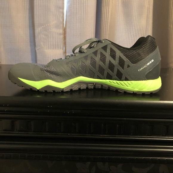 Reebok Shoes | Mens Nanoweb Tennis Size